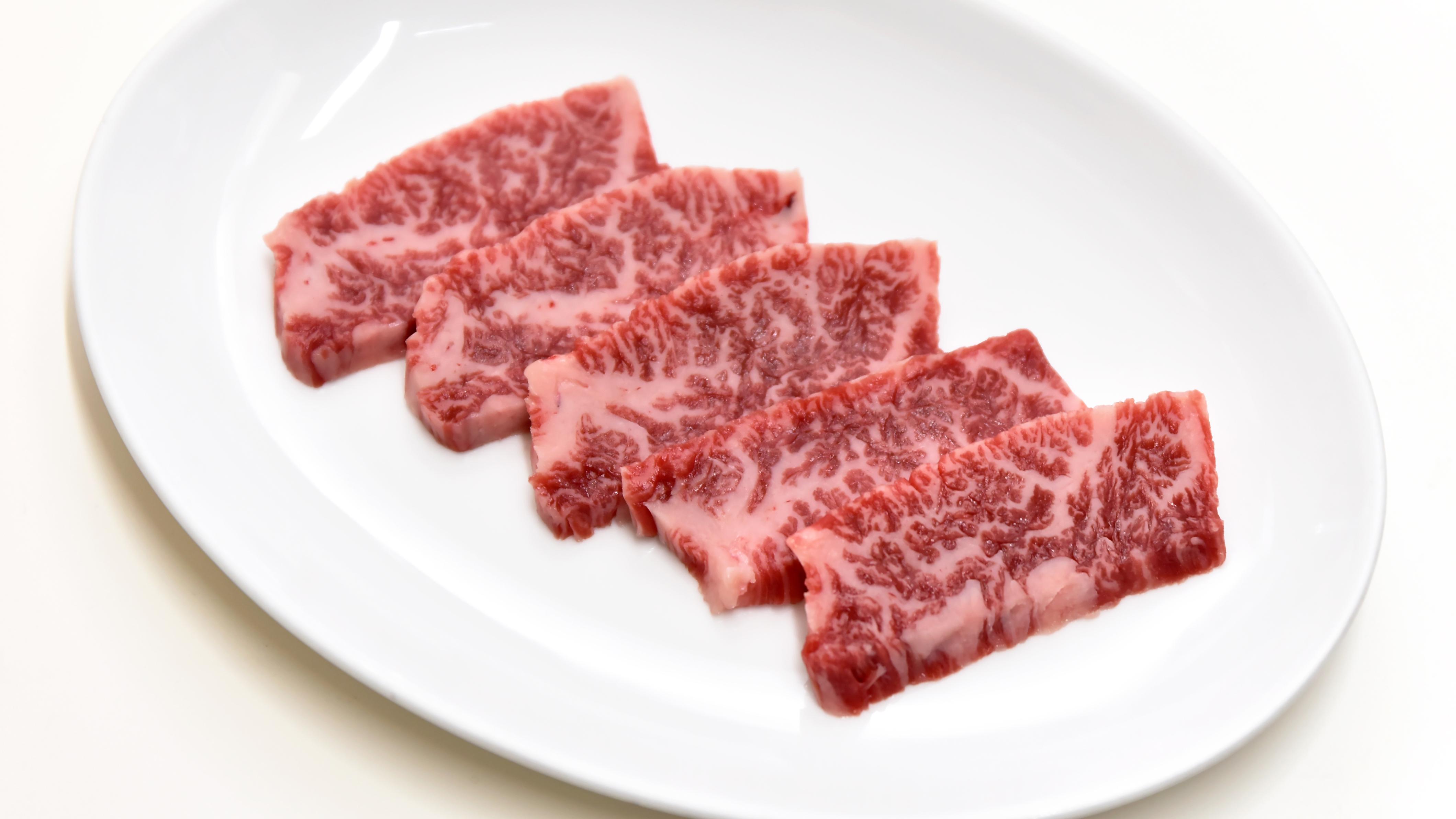 ウチハラミ 程よいサシ 希少部位 高山市 焼肉